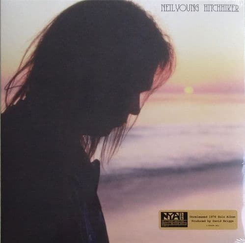 Neil Young<br>Hitchhiker<br>LP